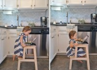 Step stool ideas for toddlers and adults