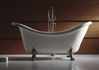 Clawfoot tub  a classic and charming elegance from the ...