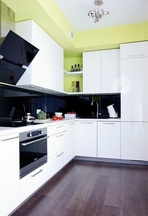 White Kitchen Ideas Elegant And Modern Kitchen Interiors