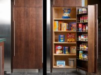 Freestanding pantry cabinets  kitchen storage and