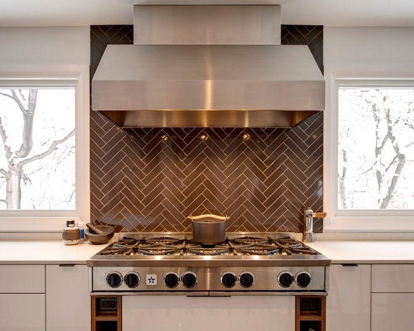 Herringbone Backsplash A Classic Tiling Pattern For