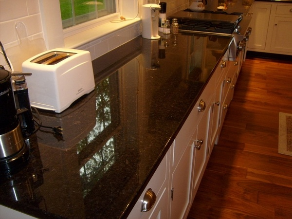 Black Pearl Granite Countertops Choosing A Luxury Kitchen Look