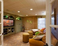 Inspiring small basement ideas  how to use the space ...