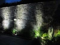 Landscape lighting  the magic of light in the garden design