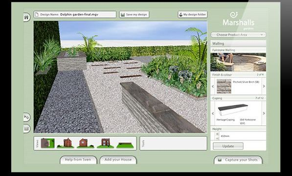 Free backyard design tools for computers, tablets and smartphones