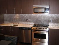 Why a penny backsplash is an unique accent in the kitchen ...