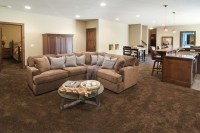 Basement flooring ideas - types, options, pros and cons