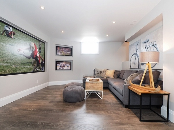 Basement Flooring Ideas Types Options Pros And Cons