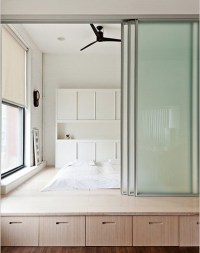 Sliding room dividers - The art of gracious living space