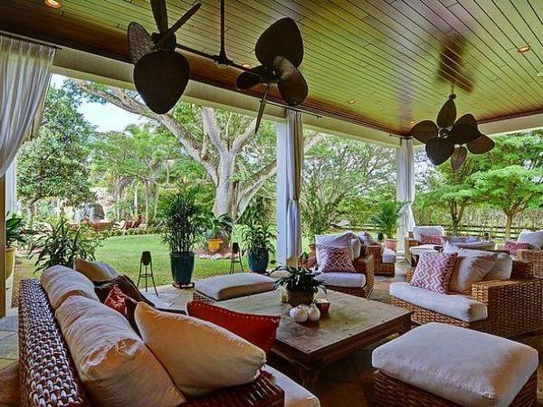 Awesome Lanai Porch Ideas To Enjoy Your Time Outdoors