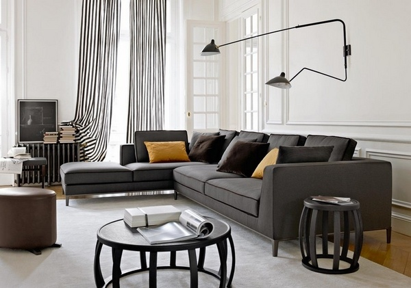 40 Gray Sofa Ideas A Hot Trend For The Living Room Furniture