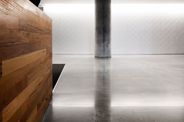 Polished Concrete Floors Modern Floor Options In