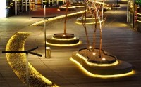 Outdoor LED lighting  fascinating ideas for your garden ...