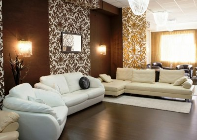 Living room design ideas in brown and beige - 50 fabulous interiors