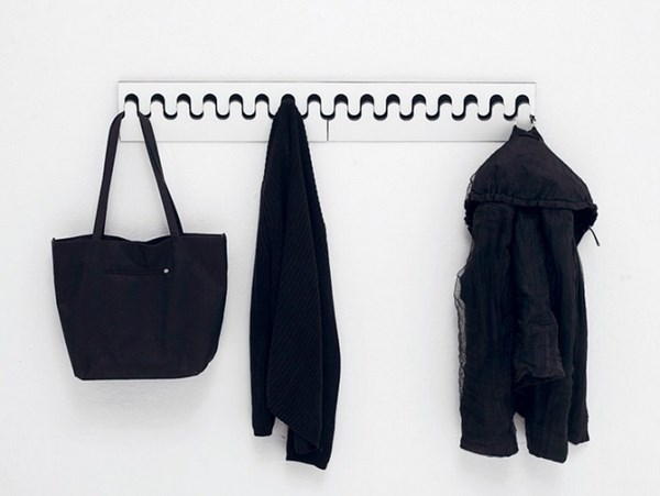 Functional And Cool Wall Mounted Coat Rack Ideas For Your