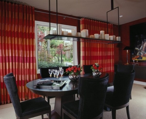 50 Dining Room Dcor Ideas How To Use Black Color In A