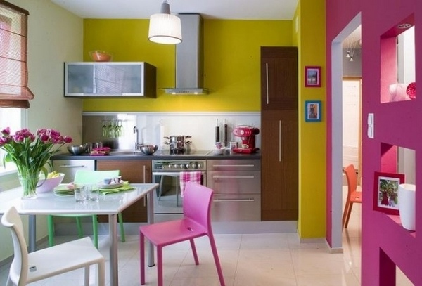 Wohnzimmer Modern Malern Kitchen Paint Color Ideas – How To Refresh Your Kitchen Easily