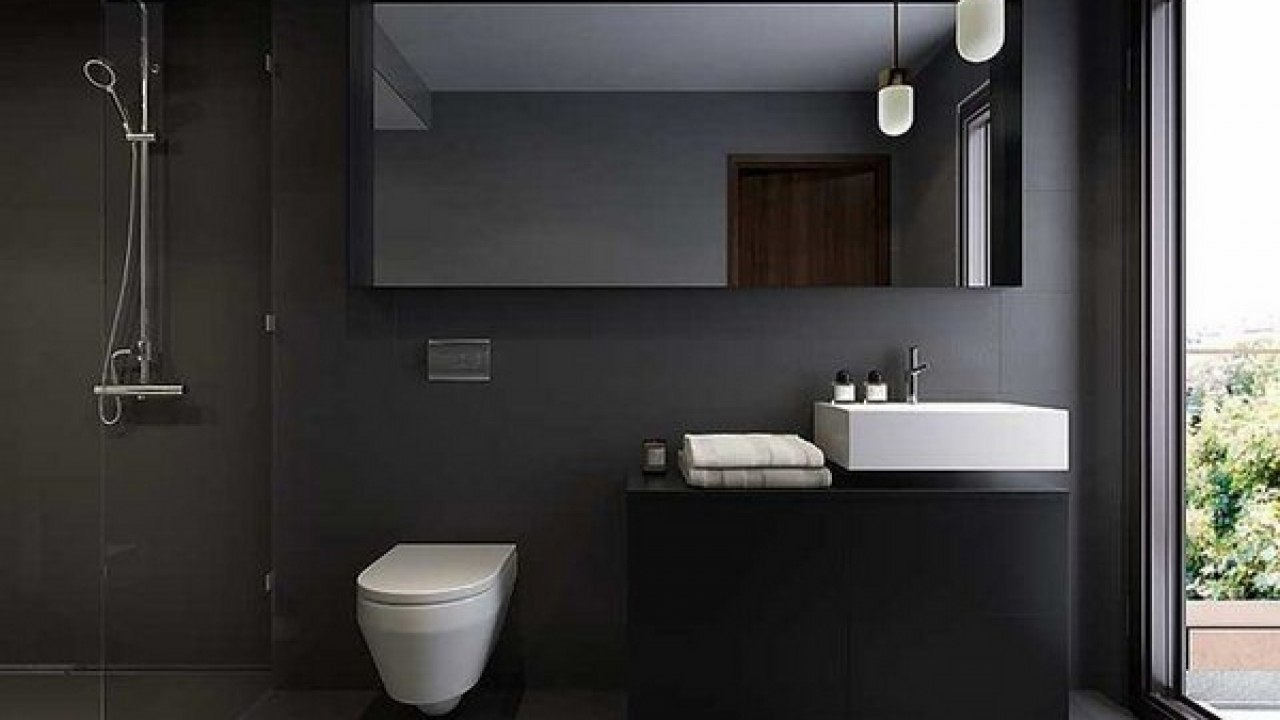 Modern Bathroom Colors 50 Ideas How To Decorate Your Bathroom