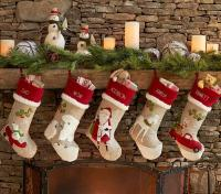 Personalized and monogrammed Christmas stockings for the ...