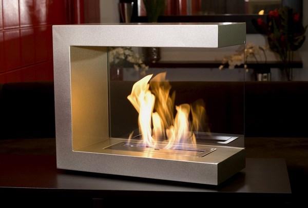 Outstanding Ventless Fireplace Design Ideas In Modern