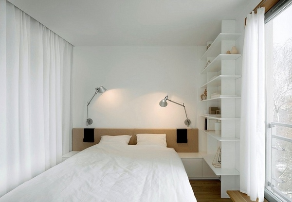 Small Bedroom Furniture Ideas And Tips To Enlarge The