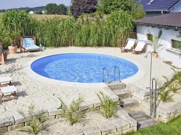 Poollandschaft Garten Small Inground Pools – Inspiring Ideas For Small Gardens