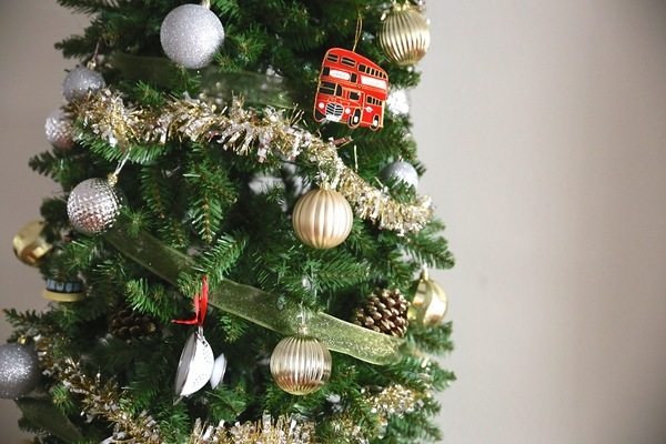 saveenlarge decorating ideas for a rustic christmas tree it39s blogical
