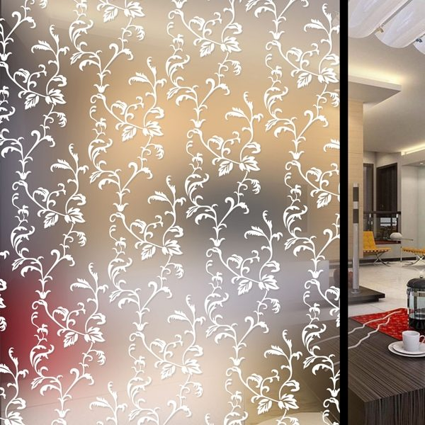 Glass room dividers  aesthetic appeal and practical home