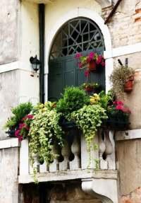 Small balcony decor - the most romantic Juliet balcony ...
