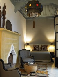 Amazing Moroccan bedroom ideas  bold colors and ornate ...