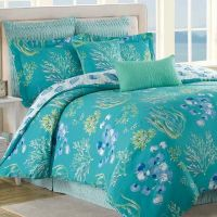 Fascinating turquoise bedding sets  add a fresh touch to ...