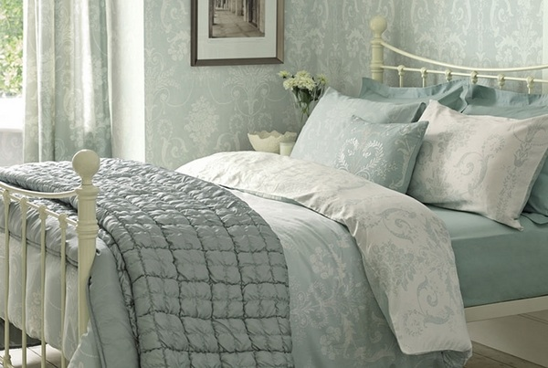 Duck Egg Wallpaper Bedroom Ideas Laura Ashley Wallpaper – A Perfect Choice For Living Room