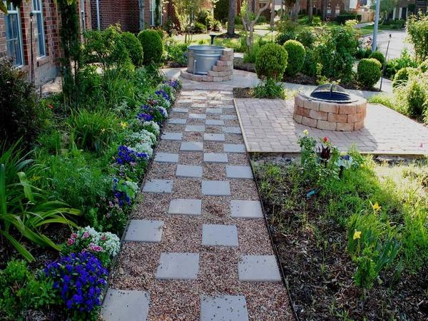 Patio Landscape Design Cost Effective Pea Gravel Patio Ideas Deavita