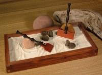 DIY Tabletop Zen garden ideas  how to create a harmonious ...