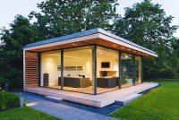 Creative garden rooms, garden shed and garden pod design ideas