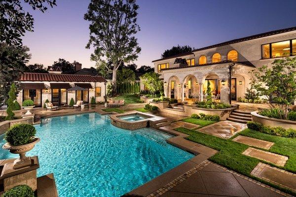 Backyard Pool Design A Major Feature Of Your Garden