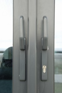 Patio door handles  the finishing touch to your entrance