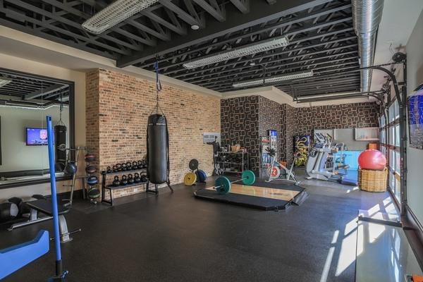Gym decor ideas ofertasvuelo
