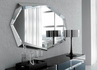 Contemporary wall mirrors  unique wall decoration ideas