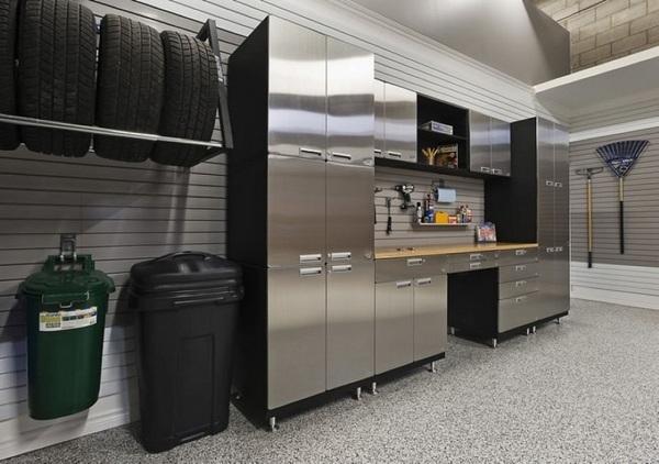 Garage Cabinets How To Choose The Best Garage Storage