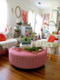 Boho room decor ideas  how to create bohemian chic interiors?