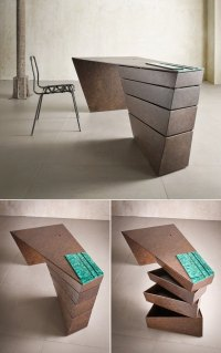 40 Cool desks for your home office  how to choose the ...