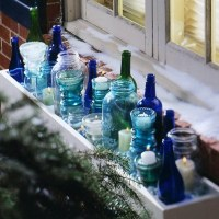 Upcycling ideas with glass insulators  home and garden ...