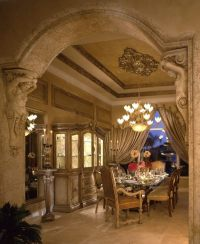 Ceiling design and decoration ideas  ceiling medallions ideas