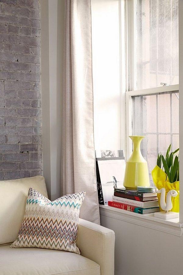45 Window sill decoration ideas  original and creative