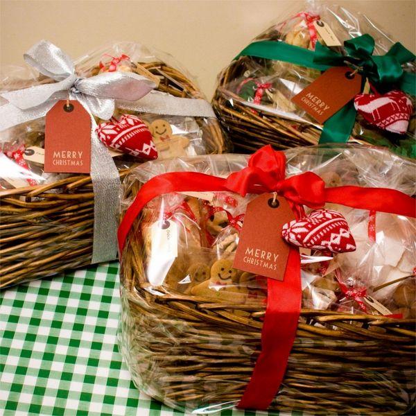 gourmet gift ideas and diy - Diy Christmas Basket Ideas