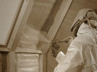 "Spray foam insulation types - all the ""pros"" and ""cons"""