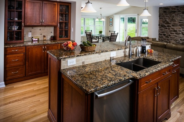 How To Choose A Granite Countertop Types Colors Edges