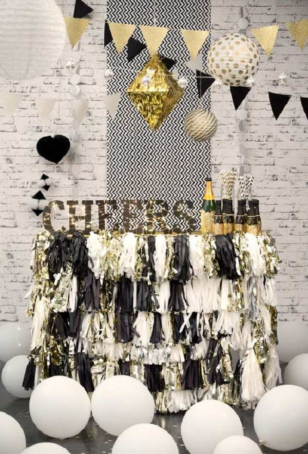 new years eve u2013 decoration party themes menu party favors and more
