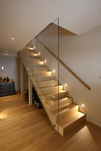 Trendy interior stair lights  modern stair lighting solutions